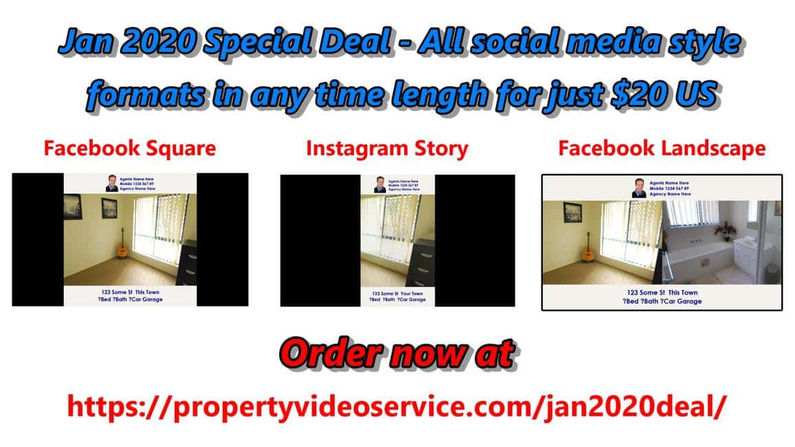 Screenshot Jan 2020 Special Deal All SM Formats any Length $20US 1920 x 1080
